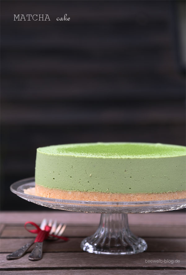 Matcha Torte