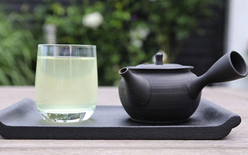 Eistee mit Gyokuro oder Sencha
